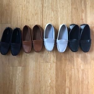 Women's Size 6 Bundle of Old Navy Loafers